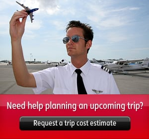 Request a trip cost estimate