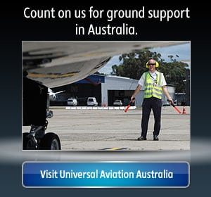 FBO in Sydney and Perth, Australia | Universal Aviation