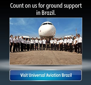 FBO Network in Brazil | Universal Aviation