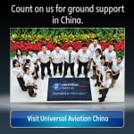 Universal Aviation - China