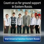 Universal Aviation - Eastern Russia