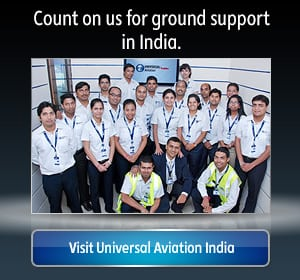 Aircraft Ground Support in India | Universal Aviation