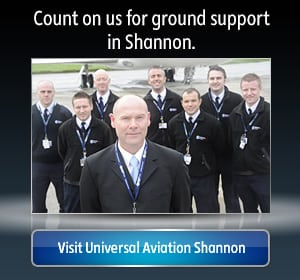 FBO in Shannon, Ireland | Universal Aviation
