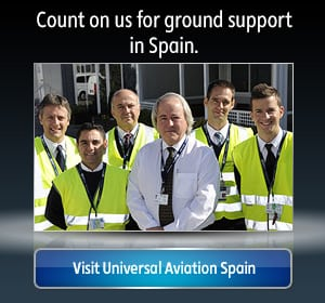 Aircraft Ground Support and FBO in Spain | Universal Aviation