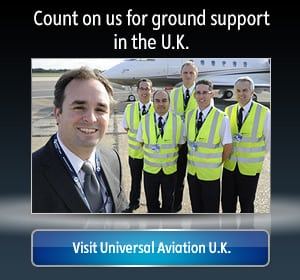 FBO in London | Universal Aviation