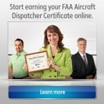 Earn your FAA Aircraft Dispatcher License online.