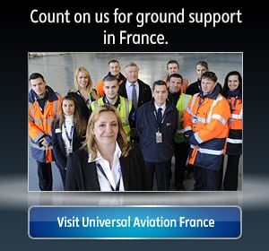 Aircraft Ground Support and FBO in Paris, France | Universal Aviation