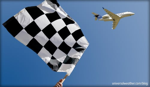 Tips for Business Aircraft Operators Flying to the UAE for the Formula 1 Grand Prix
