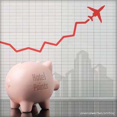 9 Ways Business Aircraft Operators Can Maximize Their Hotel Points Earnings