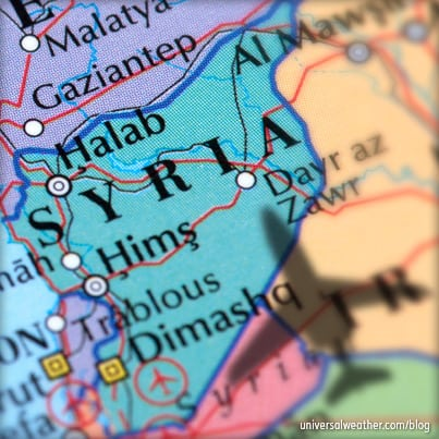 U.S. Sanctioned Countries Series: Business Aviation Operations to and from Syria