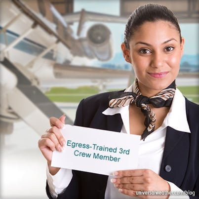 A Case for Mandatory Emergency Training for All Corporate Flight Attendants