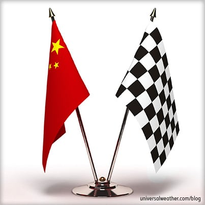 Tips for Business Aircraft Operations to the Chinese Formula 1 Grand Prix