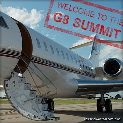 BizAv Trip Planning Tips: G8 Summit 2013, Northern Ireland