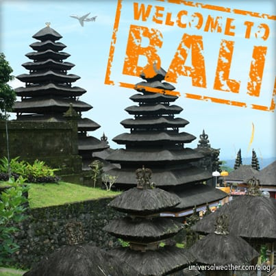 Business Aviation Planning Tips: Bali, Indonesia for APEC Leader's Week
