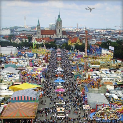 Business Aviation Trip Planning Tips: Oktoberfest in Munich