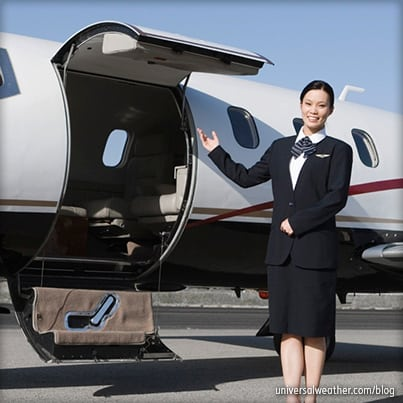 Corporate Flight Attendant Training 101 for Russia