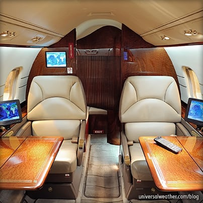 Aircraft Cleaning and Maintenance: Leather, Sun and Funds