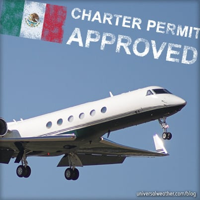 Mexico Charter Operations: Landing Permits and Cabotage