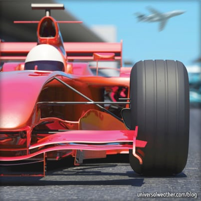 Abu Dhabi Grand Prix 2013 (UAE): Tips for Bizav Operators