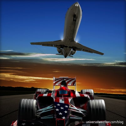 Business Aviation Ops to Austin, Texas, for the 2013 US Grand Prix