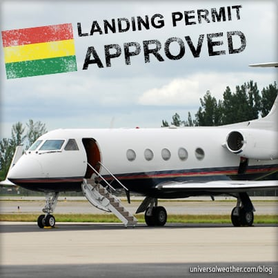 Bolivia Landing and Overflight Permit Process Becoming Stricter