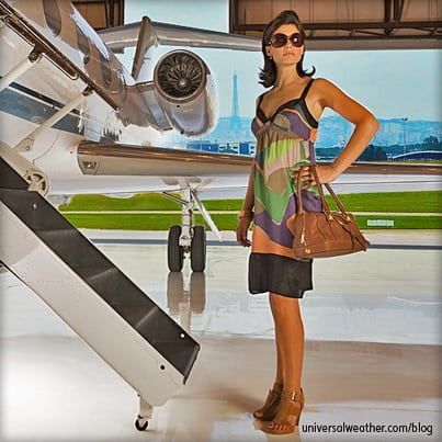Business Aviation Trip Planning Tips: Paris Fashion Week 2014