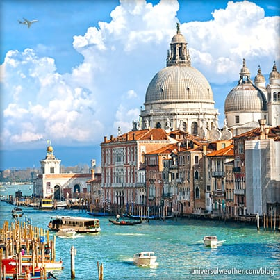 Business Aviation Trip Planning: Venice Carnival 2014