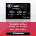 Find locations worldwide. Get fuel price estimates. Apply online and save. Visit uvair.com!