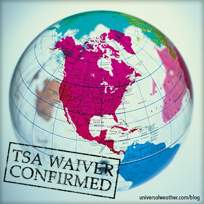 Business Aviation Trip Planning Tips: TSA Waivers – Part 1: Knowing When to Apply for One