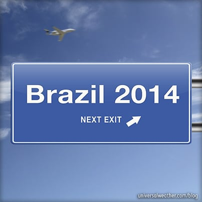 World Cup 2014 Business Aviation Update: Part 1 – Airports & Parking