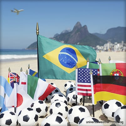 World Cup 2014 Business Aviation Update: Part 2 – Permits & Slots