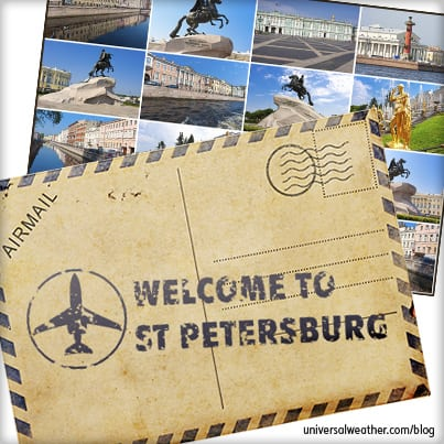 Business Aviation Trip Planning Tips: St Petersburg International Economic Forum – Part 1: Airport Options