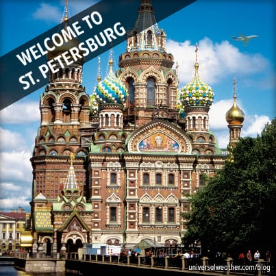 Business Aviation Trip Planning Tips: St. Petersburg International Economic Forum – Part 2: Permits, Slots, PPRs, & CIQ