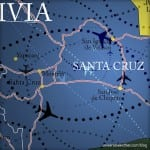 2014 G77 Summit in Santa Cruz, Bolivia: Part 1 – Airport Options