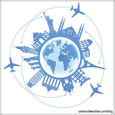 International Holiday Periods and Business Aviation Trip Planning
