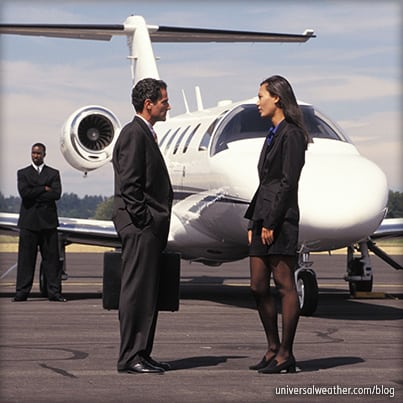 Security Planning for Business Aviation Travel – Part 1: Pre-Planning