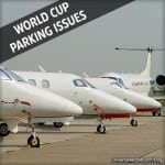 2014 Brazil World Cup Update: Aircraft Parking Issues