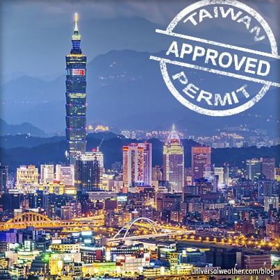 Taiwan Landing and Overflight Permits for Business Aircraft Operators