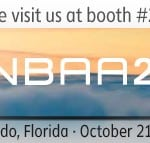 Please visit us at booth #2225 | NBAA2014 | Orlando, Florida | October 21-23, 2014
