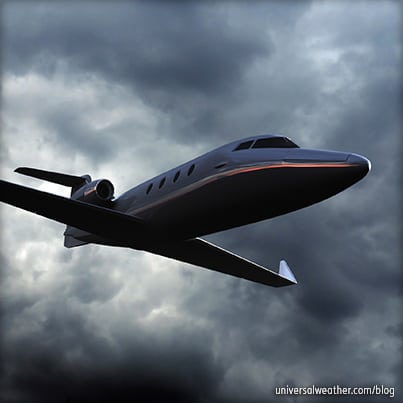 Business Aircraft Operations in the UK: Flight Planning, Weather & NOTAMs