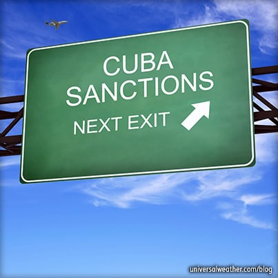 UPDATE: Business Aviation Operations and Cuba – Part 1: U.S. Sanction Considerations
