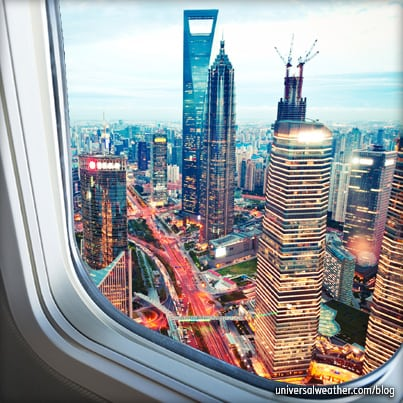 Guide to Flight Ops Into Shanghai for ABACE 2015 – Part 2: Landing Permits, Slots,  & Visas
