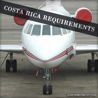 Business Aircraft Ops to Costa Rica: Permits, PPRs, and Airport Slots