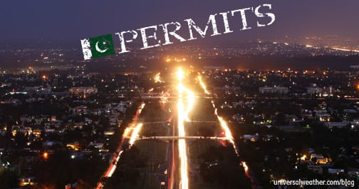 HOW TO: Arranging Pakistan Landing and Overflight Permits