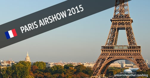 The Operator's Guide to the 2015 Paris Air Show – Part 1: Airport and Operational Considerations