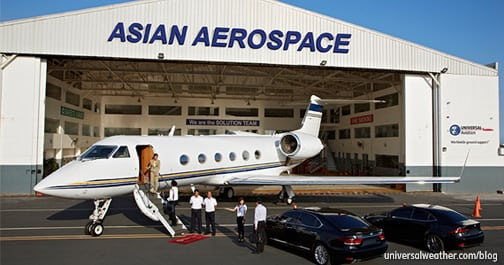 Business Aircraft Ops in the Philippines – Top Considerations