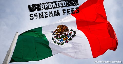 SENEAM Fees for Travel to or over Mexico – Part 1: Calculating Fees & Managing Payments