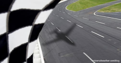 Bizav Ops to the 2015 Mexico Formula One Grand Prix