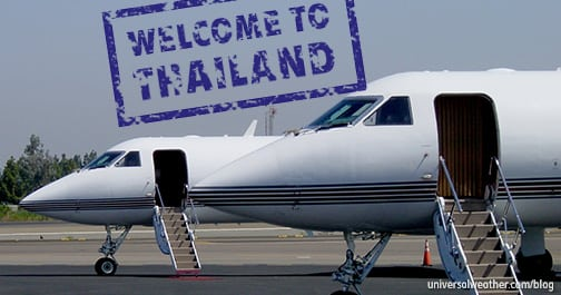 Planning BizAv Operations to Thailand – Part 1: Permit Planning