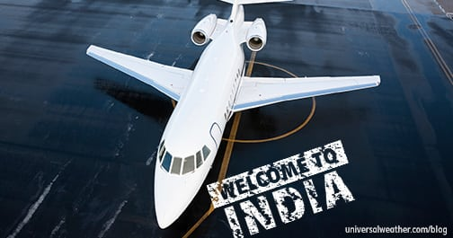 Business Aircraft Ops to India: Additional Services & Operating Costs